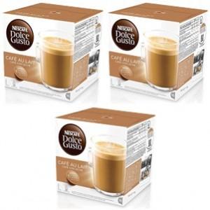 Café Capsulas  Dolce Gusto Galão 16cap - Pack 3cx
