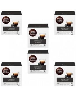 Café Capsulas  Dolce Gusto Esp. Intenso 16cap - Pack 6cx