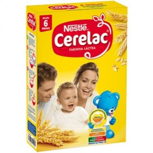 Nestle Cerelac Farinha Lactea 500g