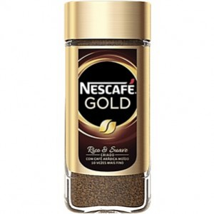 Nestle GOLD 100g Rico e Suave