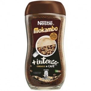 Nestle Mokambo INTENSO CEREAIS  CAFÉ 200g