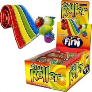 Fini Roller Tuti Fruti 40und > Sg