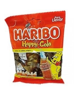 Saquetas Haribo Happy Cola 90g