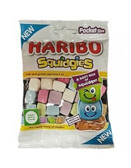 Saquetas Haribo Squidgies 90g