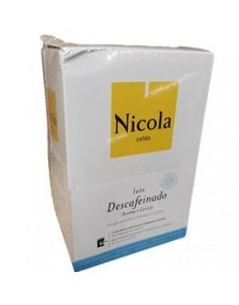 Café Nicola Descafeinado 50 Saquetas