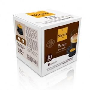 Café capsulas Nicola Rossio caps 16