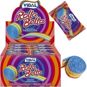Vidal Rolla Belta Fruit 24uni