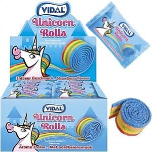 Vidal Unicorn Rolls 24uni