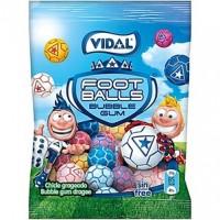 Saquetas Vidal Pastilhas Bolas de Futebol 100g