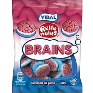 Saquetas Vidal Cerebros 100gr > Sg