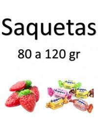 Saquetas 100 Gr