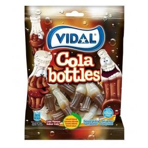 Saquetas Vidal Garrafas Coca-Cola Brilho 100g