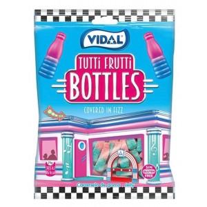 Saquetas Vidal Garrafas Tutti-Frutti 100g