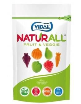 Vidal Naturall Fruit & Veggie 180g
