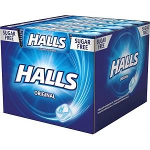 Halls Original Coolwave 20uni