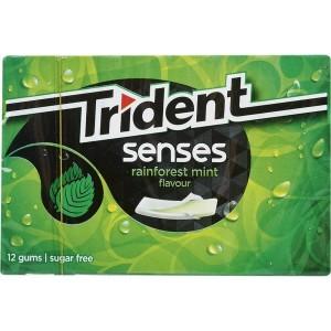 Trident Senses Rainforest Mint x 12uni