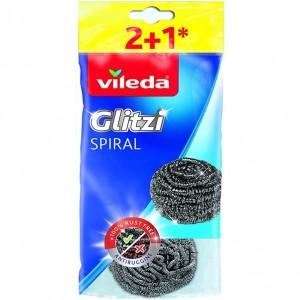 Vileda Esfregao Inox 2+1 cx20