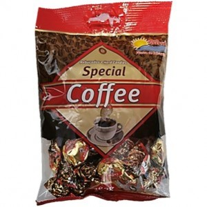 Rebuçados Café Especial 100g