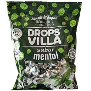 Rebuçados Mentol Drops Villa 200g