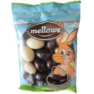 Amendoas Mellows Chocolate Sortido 100g cx25