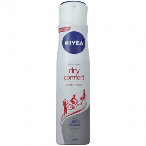Nivea Spray Dry confort 250 ml
