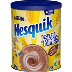Chocolate em Pó Nesquik 400g