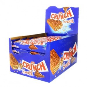 Nestle Snack Crunch 30uni