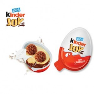 Kinder Joy Expositor 36uni