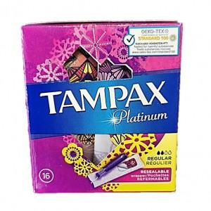 Tampax 16uni - Platinum