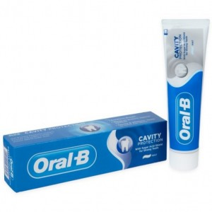 Oral B 100ml Cavity protection cx12
