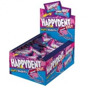 Happydent Pinta Lenguas