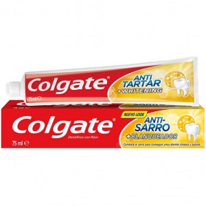 Colgate Anti tartaro branq 75ml cx12