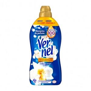 Amaciador Vernel Jasmim e Lirio 1,311L(69ml gratis) - Apenas disponivel na loja. Saber +