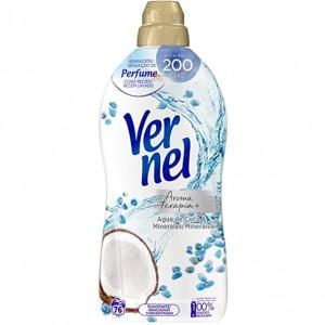 Amaciador Vernel Agua de Coco 1,311L(69ml gratis) - Apenas disponivel na loja. Saber +