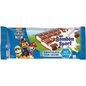 Chocolate Patrulha Pata Bombon Sport 125g  > Sg