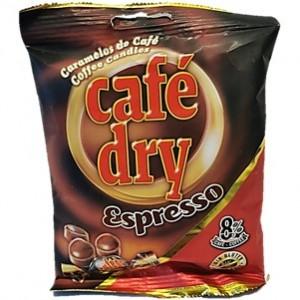 Rebuçados Café Dry Espresso 80g > Sg