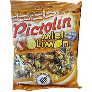 Rebuçados Picolin Mel e Limão 100g > Sg