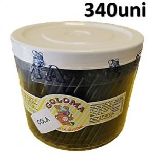 Canas de Gelatina 340uni - Cola