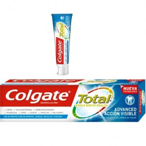 Colgate Total Acao visivel 75ml cx12