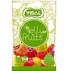 Saquetas Vidal Jelly Fruits 100gr