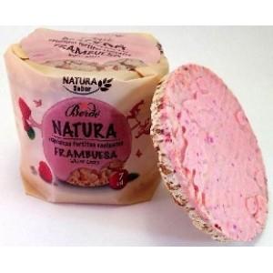 Tortitas Frambuesa Natura 7und