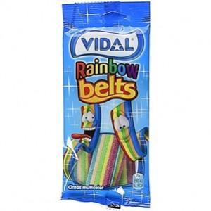 Saquetas Vidal Cintas Multicolor 100gr