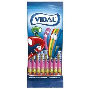 Saquetas Vidal Dipper Tuti Fruti > Sg