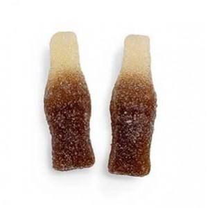 Gomas Dulceplus Botelhas Cola Pika Kg > Sg