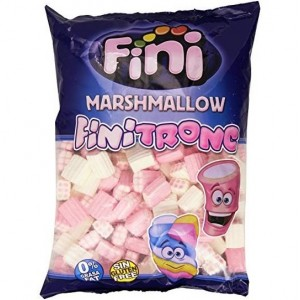 Marshmallow Finitronc Tijolos 150uni Fini > Sg