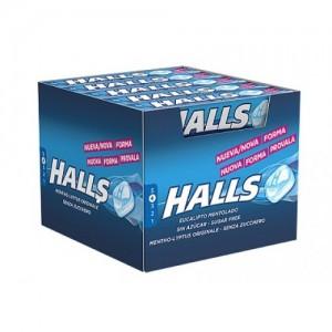 Halls Mentol-Lyptus 20und