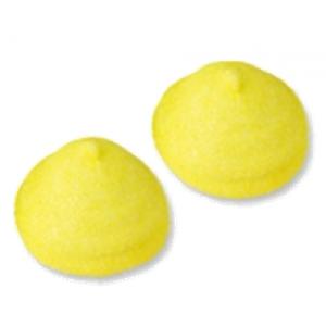 Marshmallow Bolas De Golf Amarelo 150unid Fini