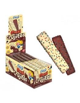 Maxi Crujitos Chocolate - cx6