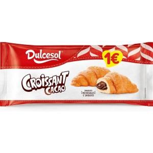 Croissants recheio cacao Dulcesol