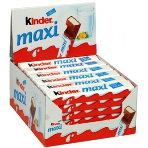 Kinder Maxi T1 36und